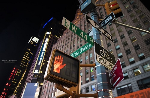 New York_signs